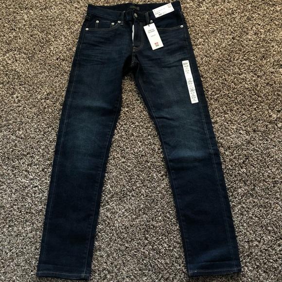c4748f3093bc67 Uniqlo Jeans   Stretch Selvedge Slim Fit   Poshmark